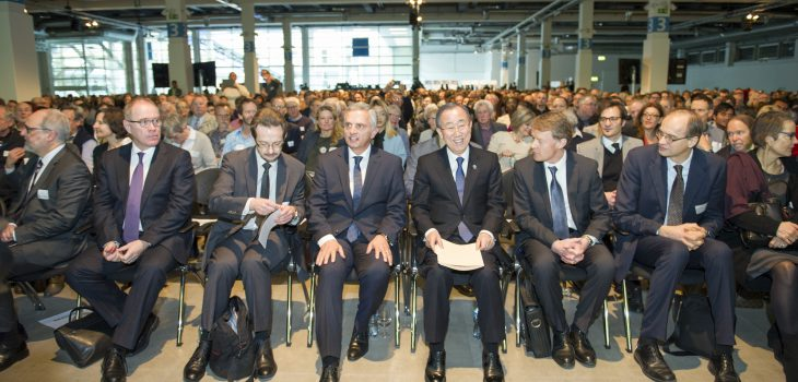 Secretary-General Ban Ki-moon attends Annual Conference of Swiss International Cooperation